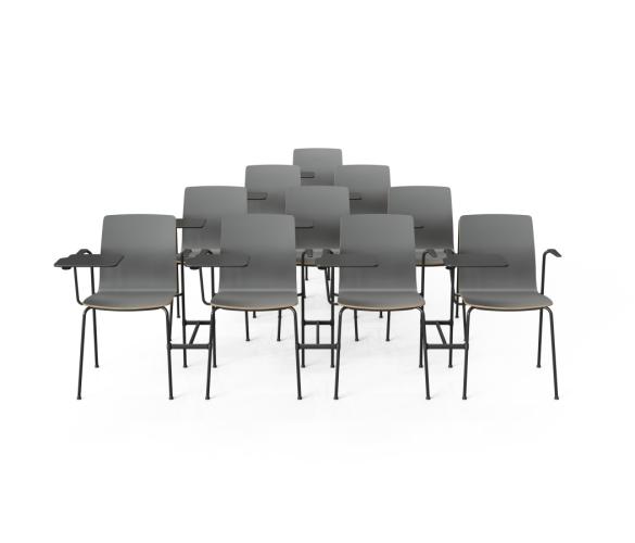 Com krzesła, ławki, siedziska, hokery - Producent: Profim, Dystryutor: Vipservice