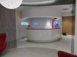 Vipservice - realizacje - wyposażenie i aranżacja Kliniki Medycyny Estetycznej - ESTELL