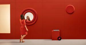 Rings - designerskie panele akustyczne w kształcie koła Producent: MuteDesign Dystrybutor: Vipservice