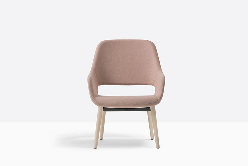 Krzesło Babila. Producent: Pedrali. Dystrybutor: Vipservice, krzesła i fotele do biur , restauracji, hoteli