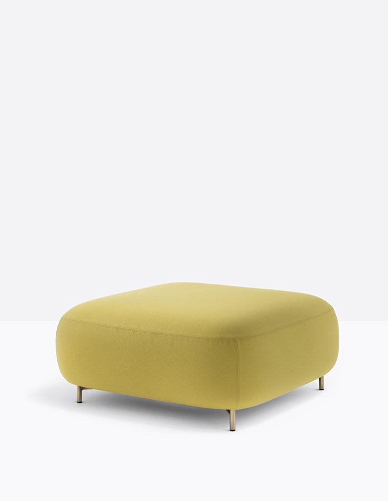 Buddy kolekcja sof, puf, siedzisk, foteli do stref chillout, lounge - biur, hoteli i restauracji, Producent: Pedrali, Dystrybutor; Vipservice
