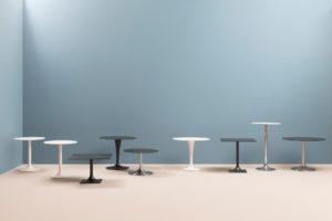 Stolik Dream - Producent: Pedrali, Dystrybutor: Vipservice - stolik o wszechstronnym zastosowaniu: do hoteli, restauracji, coffee point