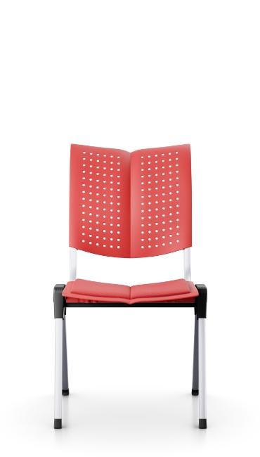 Krzesło HAG Conventio Wing- Producent: Flokk, Dystrybutor: Vipservice. Ergonomiczne krzesło do sal konferencyjnych i meeting roomów