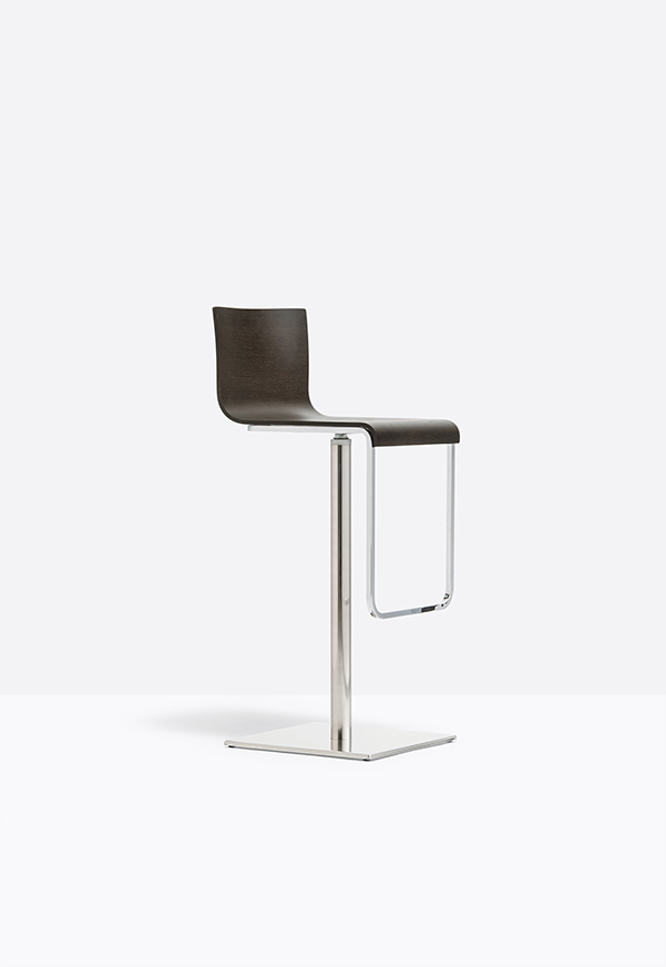 Hoker Kuadra - stołki barowe Kuadra, Producent: Pedrali, Dystrybutor: Vipservice