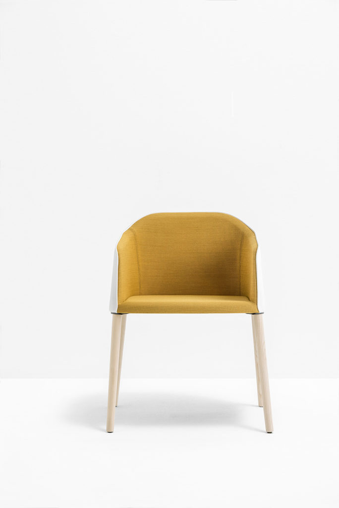 Krzesła i Fotele Laja Producent: Pedrali, Dystrybutor: Vipservice - krzesła do biur, hoteli, restauracji, instytucji publicznych
