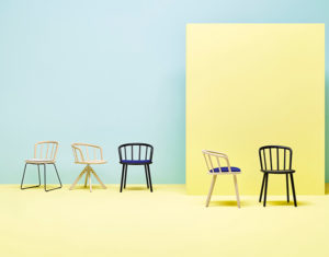Krzesło Nym, Fotel Nym - Producent: Pedrali, Dystrybutor: VIPSERVICE, MEBLE BIUROWE, COFFEE POINT, KUCHNIA