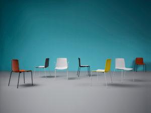 Krzesło Tweet Producent: Pedrali Dystrybutor: vipservice
