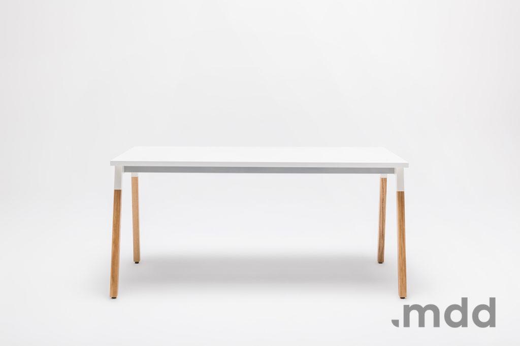 Biurko OGI - Producent: MDD, Dystrybutor: Vipservice - nowoczesne biurko z elektryczną lub manualną regulacją wysokości