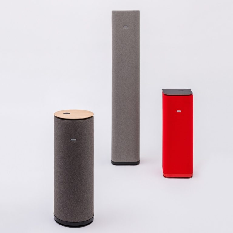 Mute design Tower - akustyka home office